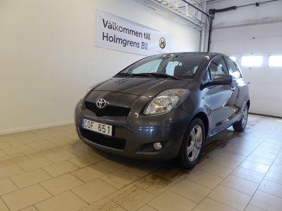 begagnad Toyota Yaris 1.33 5dr (100hk)