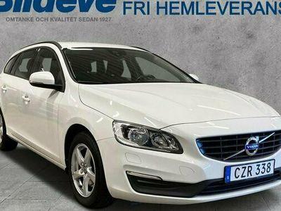 begagnad Volvo V60 D4 Business