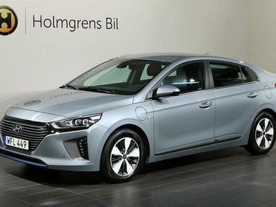 begagnad Hyundai Ioniq Limited Edt Plus Navi Kamera