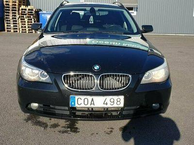 begagnad BMW 525 560L D