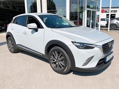 begagnad Mazda CX-3 2.0 (120hk) Optimum