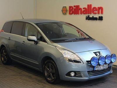 begagnad Peugeot 5008 1,6 HDi 7-Sits 2010