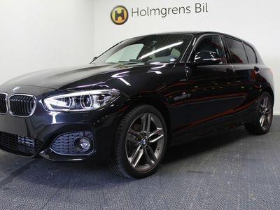 begagnad BMW 118 d 5dr (150hk) M-Sport
