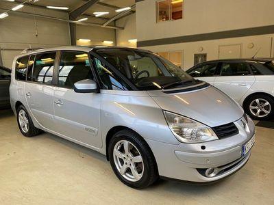 begagnad Renault Grand Espace 2.0 dCi 7-sits 150hk