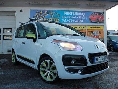 begagnad Citroën C3 Picasso 1.6 HDi 92hk Picasso. LÅGS