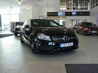 begagnad Mercedes A180 - BenzAMG Apple CarPlay