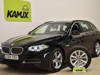 begagnad BMW 520 d Touring Drag S&V-Hjul (190hk)