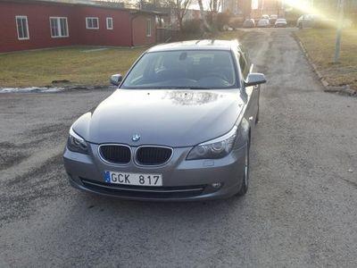 begagnad BMW 520 d Sedan - 10 -10