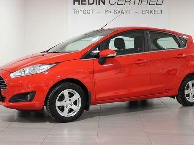 begagnad Ford Fiesta Titanium 1.0 Ecoboost 100HK