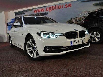 begagnad BMW 320 d Tour. Sport Aut. Navigation