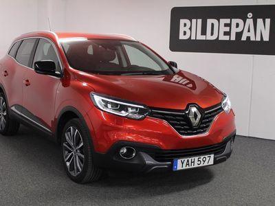 begagnad Renault Kadjar 1,6 dCi BOSE Edt 4x2 Backkamera 2016, SUV 199 000 kr