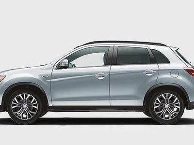 "begagnad Mitsubishi ASX 1.6 2WD Komfort Backkamera 18"" 2018, SUV 164 800 kr"