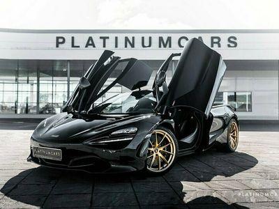begagnad McLaren 720S PERFORMANCE MSO / Carbon / Stealth / Låga mil!