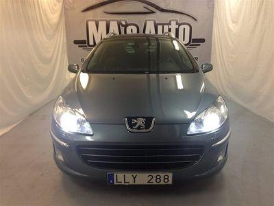 begagnad Peugeot 407 SW,HDI,TIPTR,Panorama,Nybesiktad,Nyservad,07