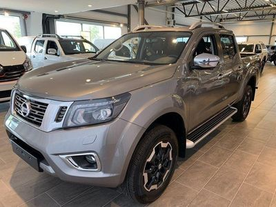begagnad Nissan Navara NyaTekna 190hk Fullutrustad