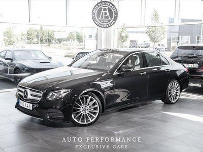 begagnad Mercedes E350 AMG / Facelift / Från 5494:-mån /
