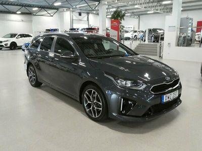 begagnad Kia cee'd Sportswagon 1.4 T-GDI DCT GT-Line Euro 6 140hk