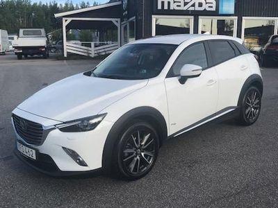 begagnad Mazda CX-3 2.0 SKYACTIV-G AWD AUT.
