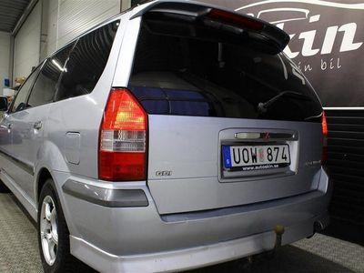 begagnad Mitsubishi Space Wagon 2,4 GDI (147hk) 6-SITS -04