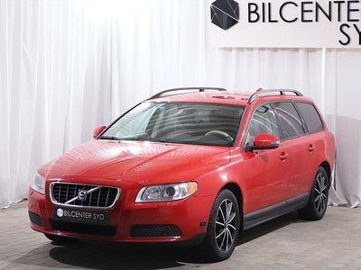 begagnad Volvo V70 2.0 Flexifuel Manuell
