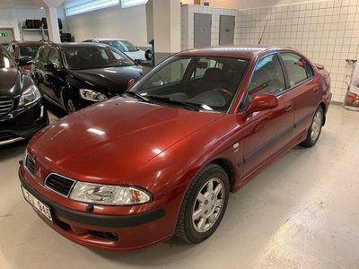 begagnad Mitsubishi Carisma 1.8 Endast 5058 mil 2Ägare