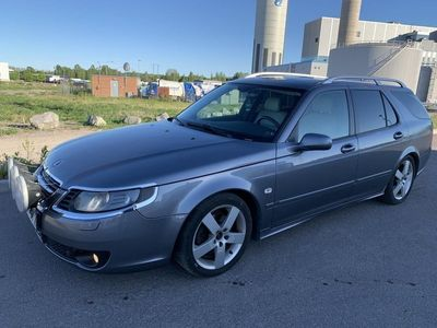 begagnad Saab 9-5 VECTOR SPORT 2.3 TURBO BIOPOWER DRAG