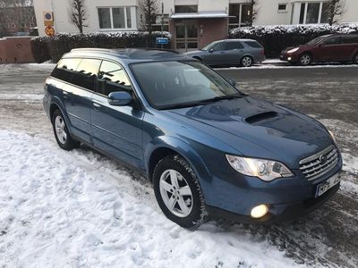begagnad Subaru Outback 2,0d