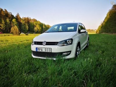 begagnad VW Polo 1.2 TSI (90hk) -12