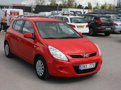 begagnad Hyundai i20 5-dörrar 1.2 77hk Besiktad