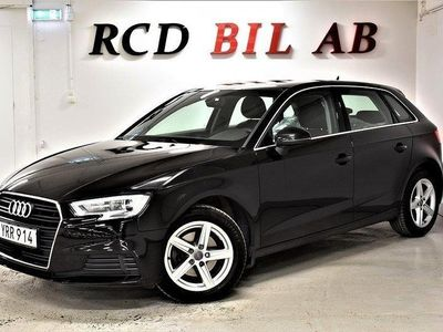 begagnad Audi A3 1.6 TDI S-TRONIC PDC AUT EU 6