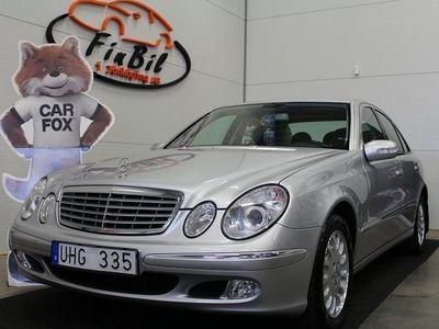 begagnad Mercedes E240 5G-Tronic 177hk,ELEGANCE,OBS 16000 MIL,Toppskick