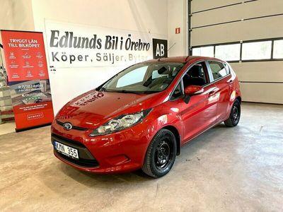 begagnad Ford Fiesta 5-dörrar 1.25 82hk AC (11200mil)