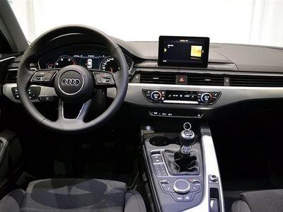 begagnad Audi A4 2.0 TDI 190hk -16