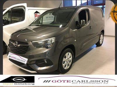 begagnad Opel Combo Cargo 4-dörrars 1.5 Euro 6 132hk