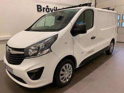 begagnad Opel Vivaro Van L1 1.6 CDTI BIturbo 120hk