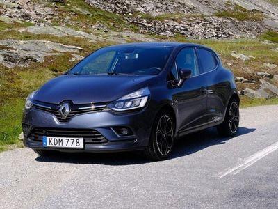begagnad Renault Clio Intens - garanti, backkamera etc