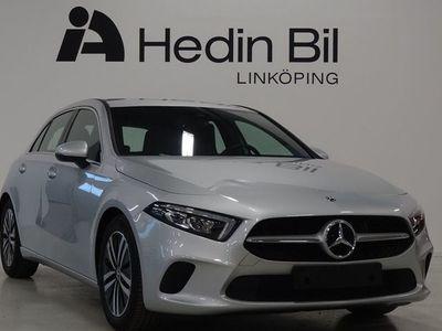 begagnad Mercedes A180 BACKKAMERA APPLE-CARPLAY PROGRESSIVE