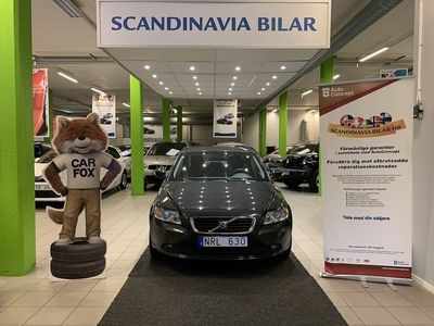 begagnad Volvo S40 1.8 Flexifuel 1 Ägare 8000 Mil 125hk