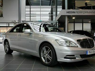 begagnad Mercedes S500 - Benz4Matic Svensksåld