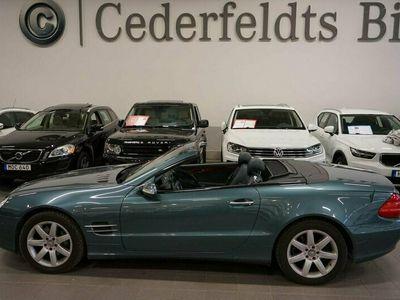begagnad Mercedes SL500 Endast två brukare! Toppskick!