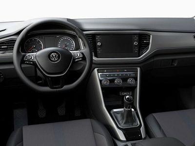 begagnad VW T-Roc 1.0 TSI 115 hk 6 vxl Kombi