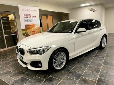 begagnad BMW 118 d xDrive 5-door M Sport, 150hk, Backkamera