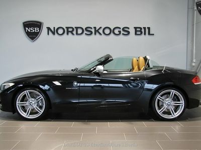 used BMW Z4 35 is 340hk 0% Ränta M-Sport DKG -11