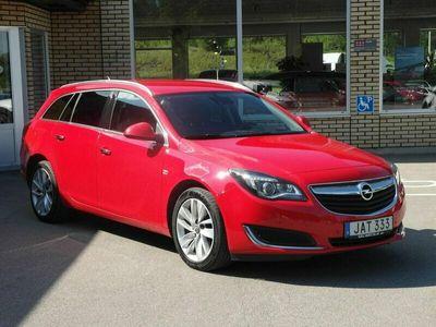 begagnad Opel Insignia Business ST 2.0CDTI 4x4 (170hk) M6 Se Spec
