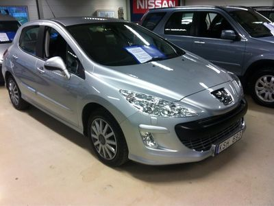 begagnad Peugeot 308 1.6 HDI FAP 110hk 5d -10