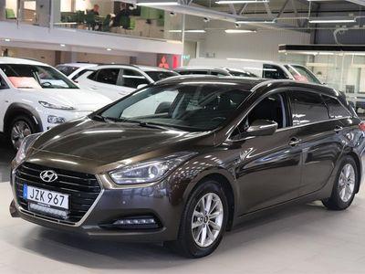 begagnad Hyundai i40 Ki 1.7 CRDi D7 ComfortPlus