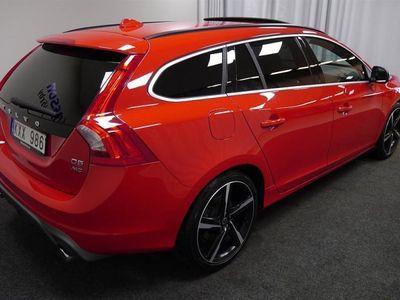 begagnad Volvo V60 D5 AWD R-Design Business Edition PRO