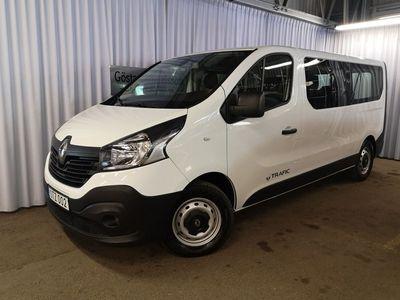 begagnad Renault Trafic Minibuss Passenger 1,6 125 TT S/S L2H1