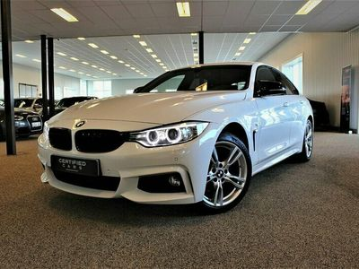 begagnad BMW 420 Gran Coupé d xDrive Steptronic M Sport Euro 6 184hk