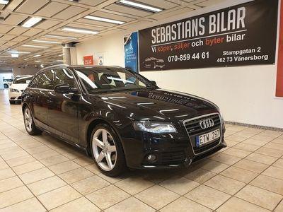 begagnad Audi A4 Avant 2.0 TFSI quattro Pro Line Drag 180hk